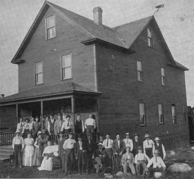 Chisholm Boarding House